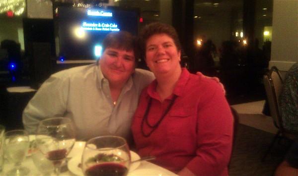 Gayle & Jenn
