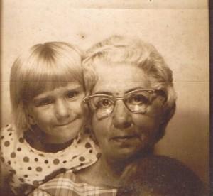 gayle & grandma