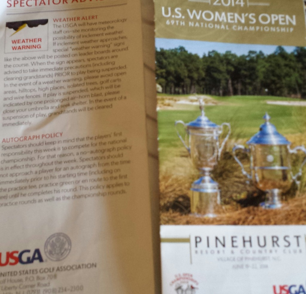 Women's US Open Pinehurst