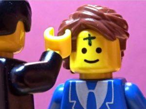 Lego Ash Wednesday